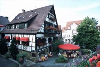 Biker Hotel Recknagels Hotel Traube in Stuttgart