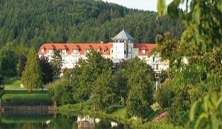 Biker Hotel Flair Parkhotel Weiskirchen in Weiskirchen