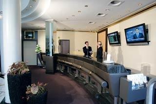 Flughafen Hotel in Düsseldorf