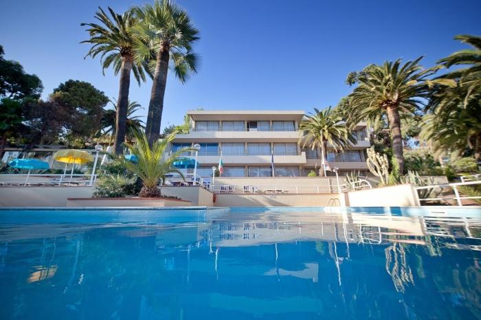 Biker Hotel Nyala Suite Hotel in Sanremo