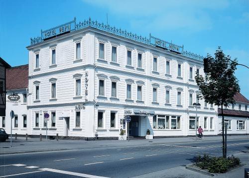 Biker Hotel Hotel Meyn in Soltau