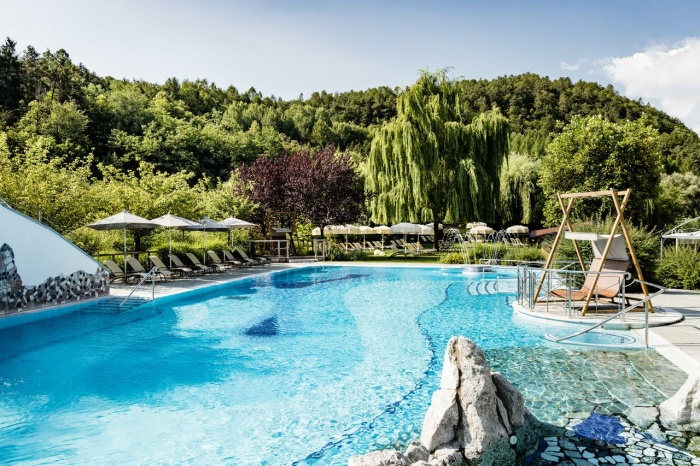 Flughafen Hotel Gartenhotel Moser am See in Montiggl/Eppan
