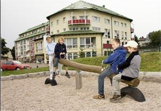Biker Hotel Rennsteighotel Kammweg in Neustadt/ Rennsteig