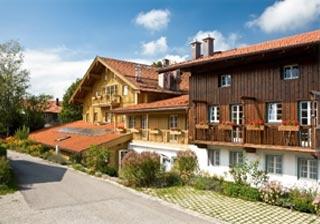 Biker Hotel Hotel Karner Flair in Frasdorf