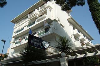 Biker Hotel Hotel Diamond in Riccione (RN)