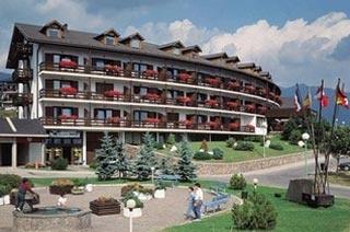Familien Hotel Wellness Hotel Veronza Clubresidence in Carano di Cavalese(TN)