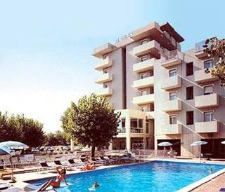 Biker Hotel Club Hotel St. Gregory Park in San Giuliano Mare (RN)