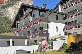 Biker Hotel Family & Design Hotel  Biancaneve in Selva di Val Gardena (BZ)