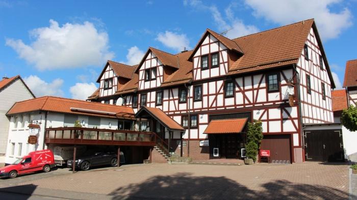 Biker Hotel Hotel Gasthaus Kraft in Schauenburg-Breitenbach