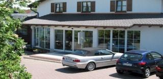 Motorrad Hotel Restaurant Hallnberg in Walpertskirchen in München
