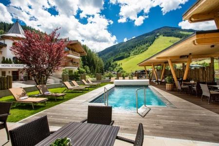 Biker Hotel Hotel Sonnegg in Saalbach