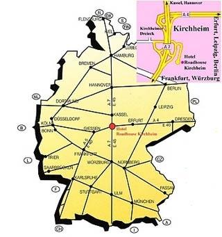 Übernachten in Kirchheim