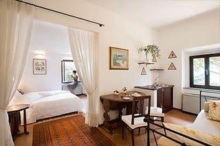 Airporthotel Villa I Barronci in San Casciano in Val di Pesa - Florenz