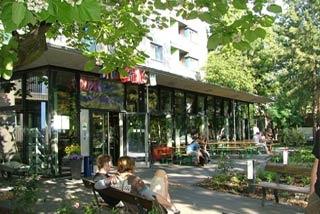 Biker Hotel Jugendgästehaus Hauptbahnhof in Berlin - Tiergarten