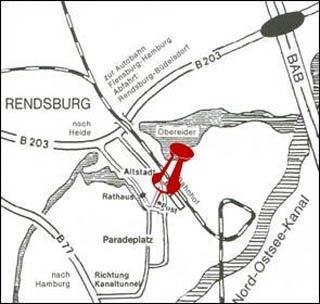 Übernachten in Rendsburg