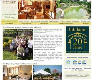 Familien Landhotel Gut Wildberg In Klipphausen Ot Wildberg