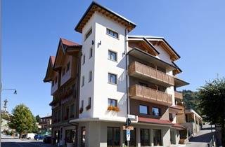 Biker Hotel Harmony Suite Hotel in Selvino (BG)