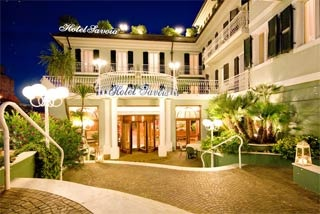 Biker Hotel Hotel Savoia in Alassio (SV)