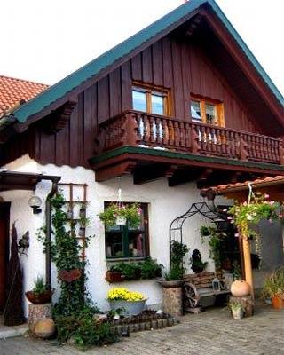 Biker Hotel Gästezimmer Neumeier in Zustorf