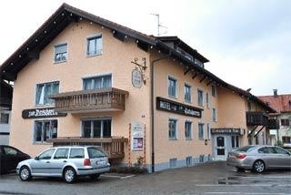Biker Hotel Alpenhotel Zum Ratsherrn in Sonthofen
