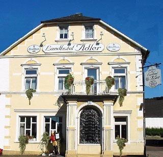 Biker Hotel Landhotel Adler in Selters