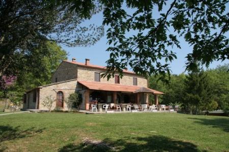 Hotel for Biker Agriturismo Campo Di Carlo in Sassetta in Etruskische Küste