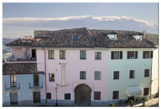 Hotel Belvedere in Alice Bel Colle / Acqui Terme