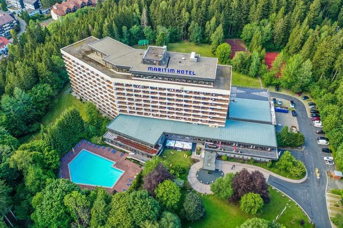 Hotel for Biker Maritim Berghotel Braunlage in Braunlage in Harz