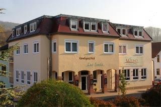 Hotel Linde in Silz / Pfalz
