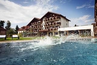 Hotel for Biker Ferienhotel Eibl-Brunner in Frauenau in Bayerischer Wald