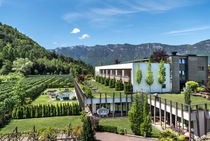 Hotel Gartenhotel Moser am See am Flughafen Bozen/Bolzano