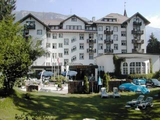 Hotel for Biker Sunstar Alpine Hotel Flims in Flims in Surselva