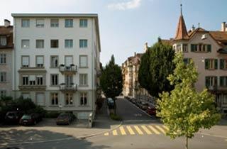 Motorrad Hotel Alpha in Luzern in