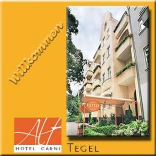Hotel Hotel Alt- Tegel am Flughafen Berlin International Airport