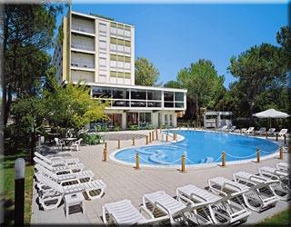 Hotel for Biker Hotel Ambasciatori Terme in Milano Marittima in Adriaküste