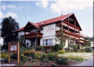 Motorrad Land- Hotel Gruber in Waldmünchen - Herzogau in Bayerischer Wald