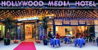 Hotel Hollywood Media Hotel am Flughafen Fluhafen Tegel
