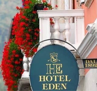 Motorrad Hotel Eden in Levico Terme in Levico Terme