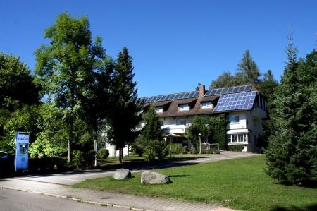 Motorrad Hotel Garland in Villingen-Schwenningen in Schwarzwald