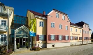Motorrad Hotel Haidmühler Hof in Haidmühle in Bayerischer Wald
