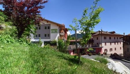 Hotel Margherita in Rumo (TN) / Südtirol