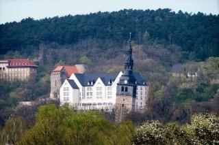 Motorrad Hotel Residenz in Bad Frankenhausen in Kyffhäuser