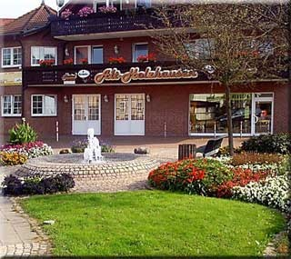 Hotel Alt Holzhausen in Bad Pyrmont / Weserbergland