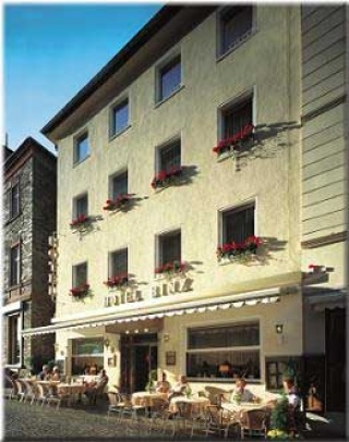 Hotel for Biker Hotel Binz in Bernkastel-Kues an der Mosel in Mosel
