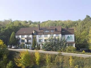 Waldhotel Eisenberg in Eisenberg / Pfalz