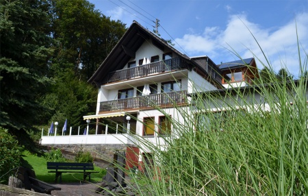 Hotel for Biker Hotel- Restaurant Im Heisterholz in Hemmelzen in Westerwald