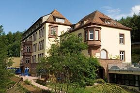 Franziskushöhe in Lohr am Main / Spessart