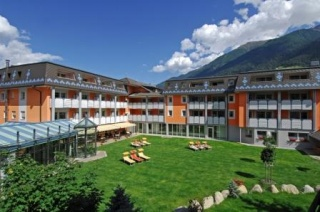 Motorrad Aktiv & Wellnesshotel Zentral in Prad am Stilfserjoch in Stilfserjoch