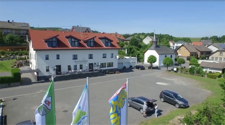 Motorrad Hotel & Landgasthof zum Bockshahn in Spessart in Eifel