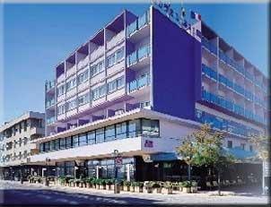 Hotel for Biker hotel k2 in Bellaria Igea Marina (Rimini) in Adriaküste